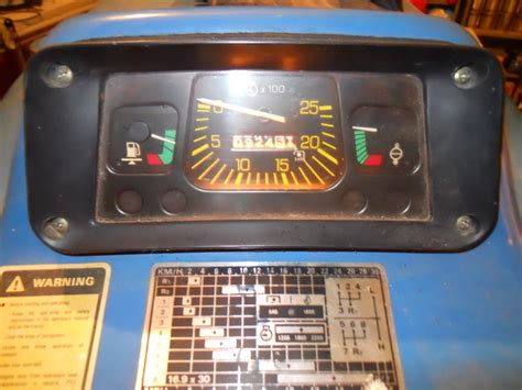 Instrument Panel Wiring Yesterday Tractors