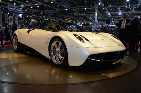 2018 Pagani Huayra White Edition Picture 441840 Car