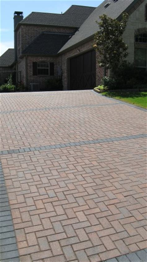 paving patterns for driveways driveways legacy custom pavers