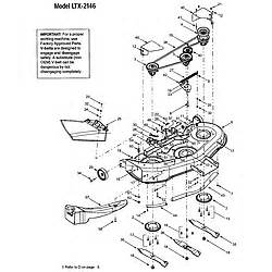 troybilt lawn tractor parts model 13at609h063 sears