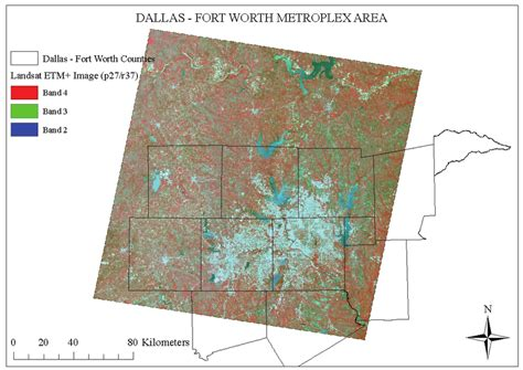 Map Of Dallas Fort Worth Metroplex - Maping Resources
