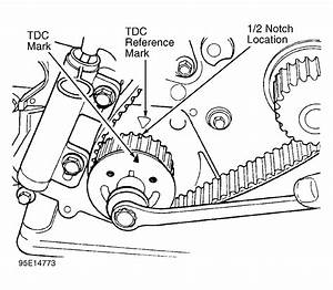 1999 Dodge Avenger Serpentine Belt Routing And Timing Belt
