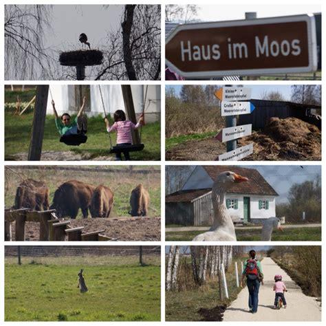 Ausflugstipp Mit Kindern Haus Im Moos  Kreativ Mit Kind
