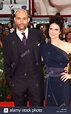 Mark Strong and his wife Liza Marshall The 68th Venice ...