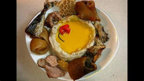 achu  yellow soup recipe precious kitchen episode