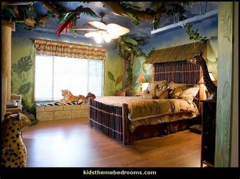 jungle theme bedrooms   room  joy jacks room