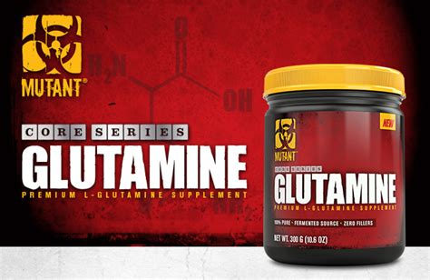 Bcaa Before Bed by Mutant Glutamine At Bodybuilding Best Prices On