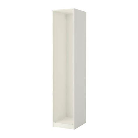 caisson armoire de cuisine pax caisson d 39 armoire blanc 50x58x236 cm ikea