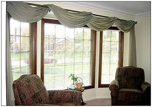 Scarf Window Treatments - Here is an extra wide scarf