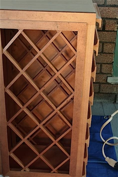 how to build a wine cabinet wooden how to build a wine rack cabinet pdf plans
