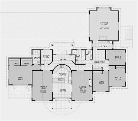 New Home Layouts by David Homes Lifestyle 6 Specifications House Plans