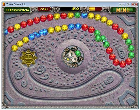 Inicio → pc juegos → puzzle → juegos estilo zuma. Zuma Deluxe 1.0 - Descargar para PC Gratis