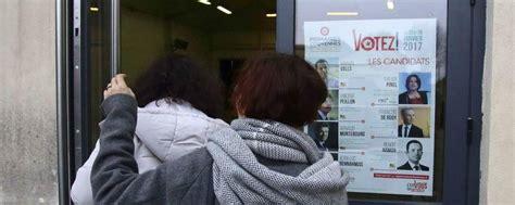 primaire 224 gauche les heures d ouverture des bureaux de vote pour le second tour de dimanche 29