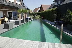 la piscine biologique une solution eco friendly pour With idees de jardin avec des galets 15 la petite piscine hors sol en 88 photos archzine fr