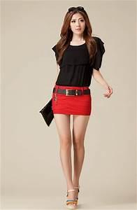 Women In Micro Mini Skirts | Jill Dress