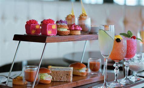 Kitchen Brasserie High Tea Menu by Afternoon Tea In Manchester