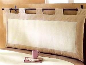 Comment Faire Une Tete De Lit : tete de lit avec coussin ~ Preciouscoupons.com Idées de Décoration