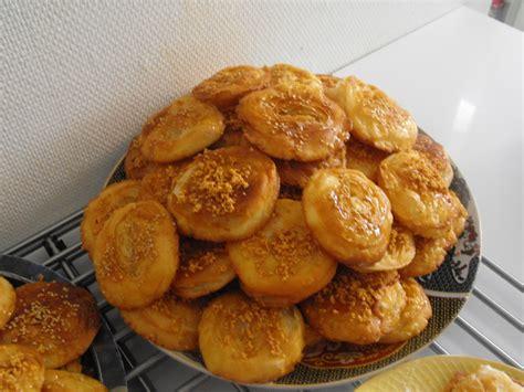 cuisine et patisserie shemsa crepe feuilleté au miel cuisine et pâtisserie