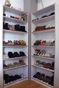 Rangement De Chaussures : rangement chaussures professionnel ~ Dode.kayakingforconservation.com Idées de Décoration