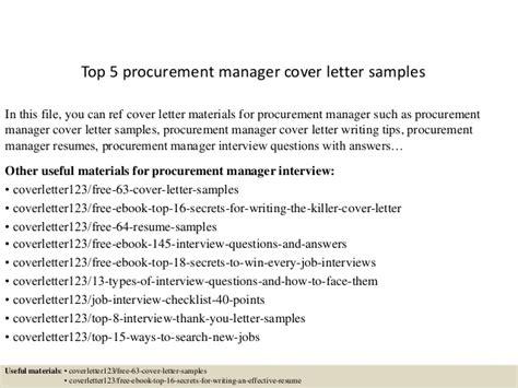 finance support officer cover letter top 5 procurement manager cover letter sles