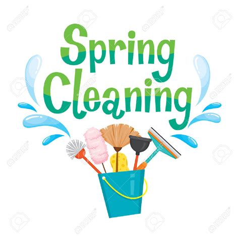 spring cleaning clipart    spring