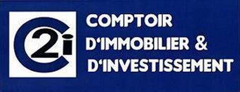 agence ci comptoir dinvestissement  dimmobilier