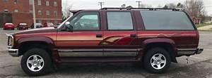 1994 Gmc Chevy Suburban 2500 3  4 Ton 4x4 Turbo Diesel 6 5l