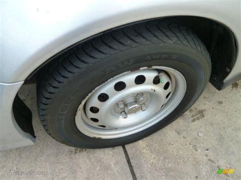 1997 honda civic cx hatchback wheel photo 58557933