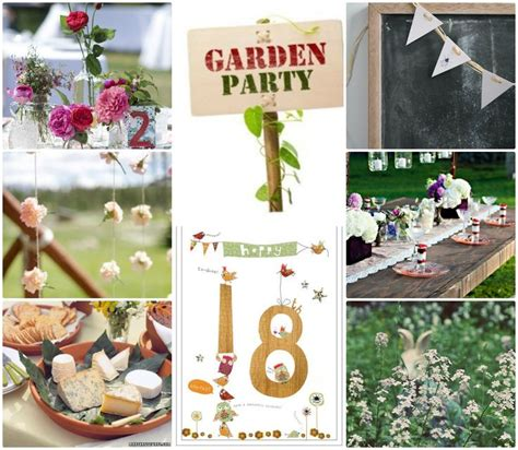 birthday party ideas for popsugar fantastic 18th birthday party ideas garden theme
