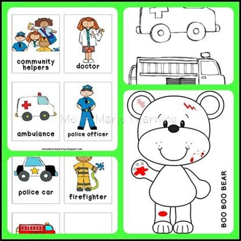 community helpers lesson plans and printable community 296 | 293549db8de6ba88934cfbedfdbdcf83 community helpers preschool classroom community