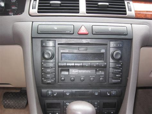 hayes car manuals 2000 audi a4 navigation system audi a6 s6 rs6 1999 2004 autoradio gps navigation head unit
