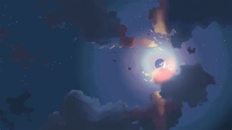 Anime Moon Wallpaper - moon anime wallpaper 838554