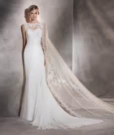 brautkleid agnes abiti da sposa pronovias 2017 pronovias