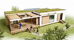 marvelous construire une maison ecologique ideas best With maison bois et paille 2 comment construire une maison ecologique 224 4000 euros