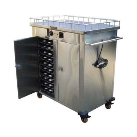 stainless steel cook fresh kitchen equipment food service trolley rs 20500 piece id 14461885962