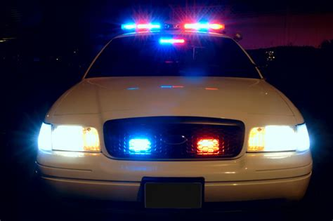 Different Types Of Police Lights