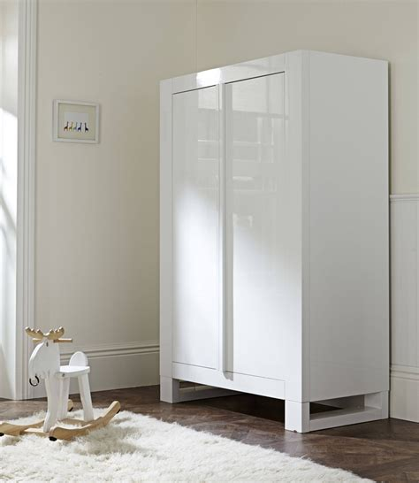 High Gloss Wardrobes by Top 15 Of High Gloss White Wardrobes