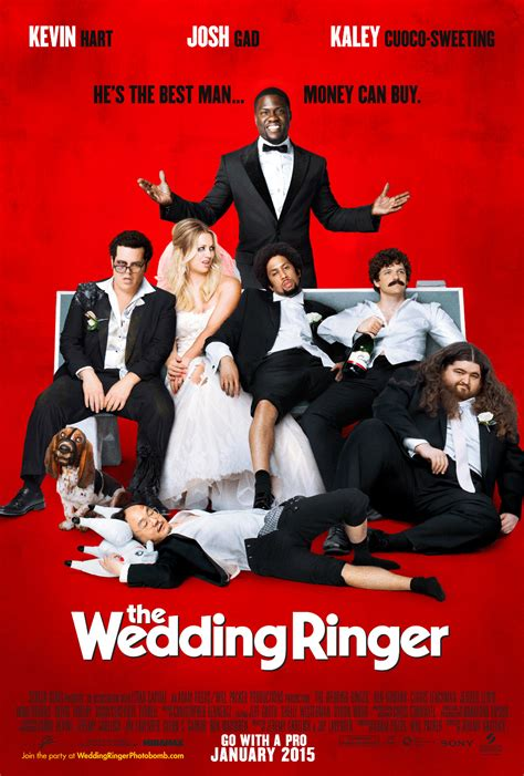 the wedding ringer review kevin hart josh gad deliver continuous laughs the global