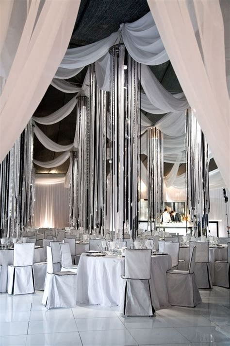 draping decorations stunning ceiling d 233 cor ideas wedding inspirations