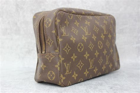 louis vuitton monogram trousse toilette 28 at s