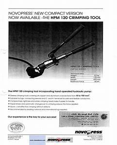 G1 Hydraulic Crimping Novopress