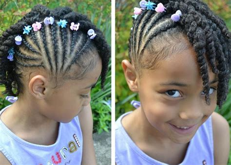 40 Fun & Funky Braided Hairstyles For Kids