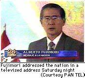 CNN - Fujimori breaks silence and urges release of ...