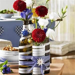 Deko Für Vasen : oktoberfest deko zum selbermachen ~ Orissabook.com Haus und Dekorationen