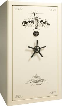 liberty safes choose  lock type presidential