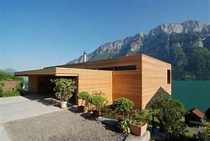 Svizzera  La Casa Sul Lago Di K