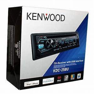 Kenwood Kdc Mp3 Stereo Receiver