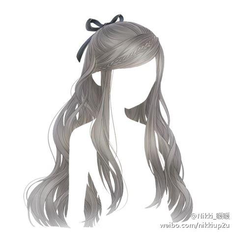 anime hair styles anime hair with braid i m an artist