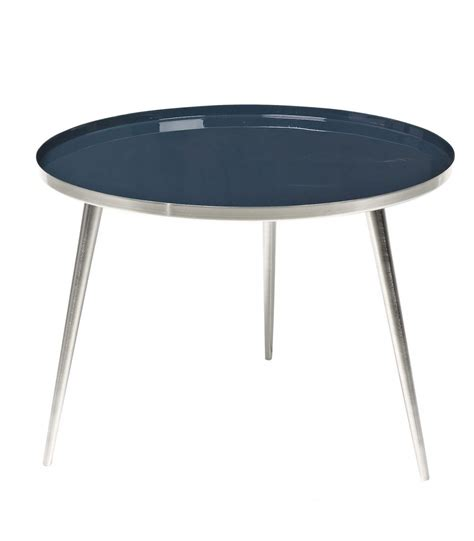 table basse bleu table basse jelva bleu argent broste copenhagen