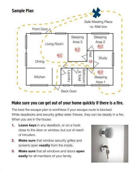 evacuation plan template 6 home evacuation plan templates doc pdf free premium templates